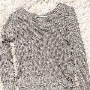 Hollister knit sweater